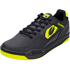 ONeal Pinned SPD Shoes Men hi-viz